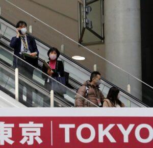 Japón atraviesa su peor ola de coronavirus a un año