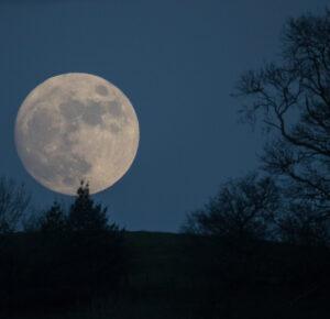 'Wolf Moon' iluminará el cielo nocturno aquí en el noreste de Ohio el jueves