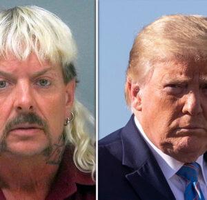 A pesar de las grandes esperanzas, Joe Exotic no recibe el perdón del presidente Trump