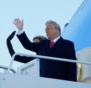 Ahora que está fuera de la oficina, ¿qué sigue para Donald Trump?