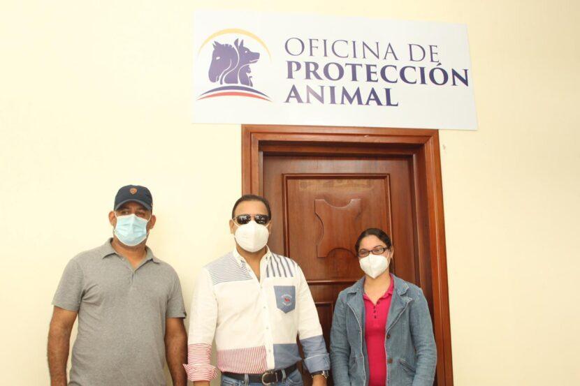 Alcaldía Santiago pone en funcionamiento Oficina de Protección Animal