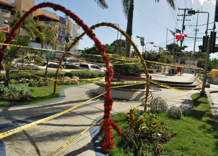 Alcaldía de SDN cierra todos sus parques para evitar acumulació
