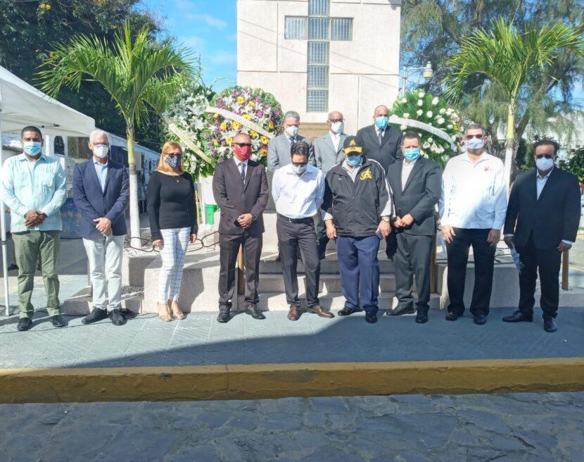 Alcaldía de Santiago participa acto de recordación a deportistas caíd
