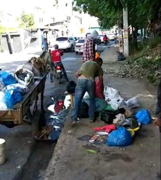 Alcalde SDN será implacable contra quienes pretendan crear vertederos improvisados »