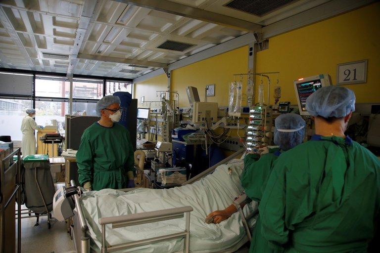 Alemania registró un nuevo récord de muertes por coronavirus: 1.188 en las últimas 24 horas