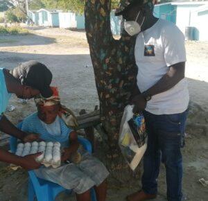 Alma Radio realiza operativo de alimentos en RD