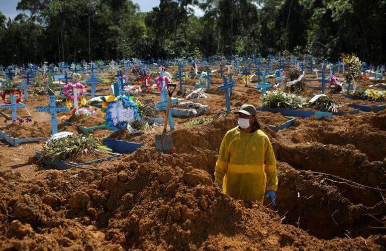 América llegó al millón de muertos por COVID-19, sin freno para los contagios