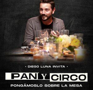 Amazon confirma segunda temporada de 'Pan y Circo' con Diego Luna