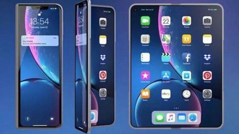 Apple se encuentra desarrollando prototipos de iPhone plegables, aunque no saldrán a corto plazo