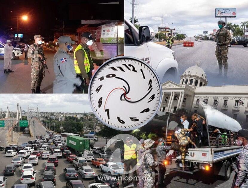Autoridades imponen 16 toques de queda en cerca de 10 meses de pandemia y población no asimila