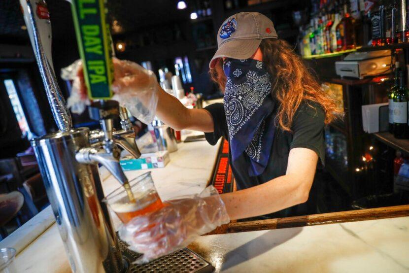 El bar del condado de Stark es citado por violar las órdenes estatales de COVID-19 el sábado