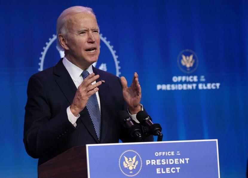 Biden presentará al alcalde de Boston y al gobernador de RI como miembros de su equipo económico