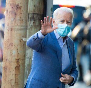 Biden se dirige a DC después de la expulsión de Delaware