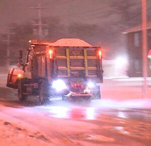 Blog EN VIVO: Aviso de clima invernal causa problemas en las carreteras
