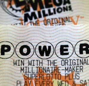 Aquí están los números ganadores del enorme premio mayor de $ 730 millones de Powerball