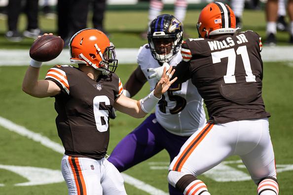 Cleveland Browns reabre las instalaciones de práctica después de las interrupciones del COVID-19