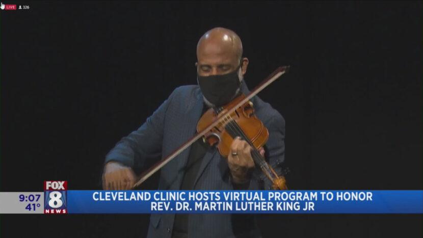 Cleveland Clinic honra a MLK con una celebración virtual