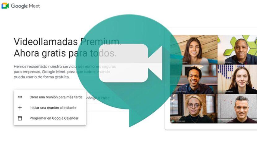 Conoce cuáles son las nuevas opciones para iniciar reuniones en Google Meet, y así funcionan