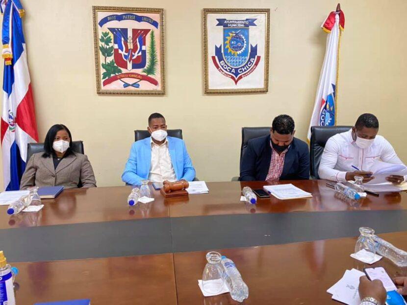Consejo DE REGIDORES DE BOCA CHICA SECCIONA POR PRIMERA VES DIA DE NOCHE BUENA »