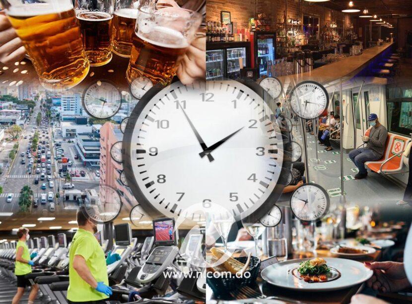 Desde hoy nuevos horarios toque de queda y reapertura bares, restaurantes y gimnasios