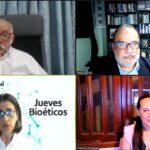 Diálogo sobre los desafíos bioéticos para el año 2021