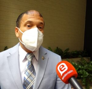 Diputado Román de Jesús Vargas anuncia marcha contra construcción de presa de cola en Monte Plata