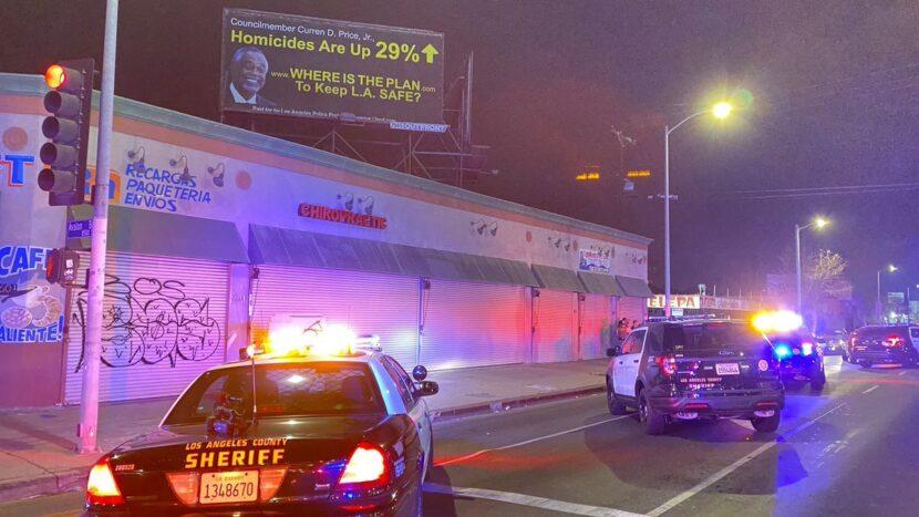 """Diputados del alguacil de California rompen las fiestas clandestinas de """"superprocesadores"""""""