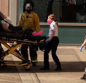 EEUU registró 4.206 muertes por COVID-19 en las últimas 24 horas