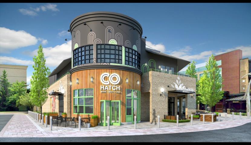 El espacio de trabajo conjunto COhatch se hace cargo del antiguo restaurante y tienda de ropa en Beachwood Place