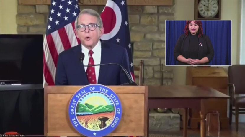 El gobernador de Ohio, Mike DeWine, tendrá una conferencia de prensa sobre el COVID-19