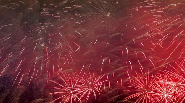 El hotel Sandusky presenta fuegos artificiales gratuitos para dar la bienvenida al año nuevo