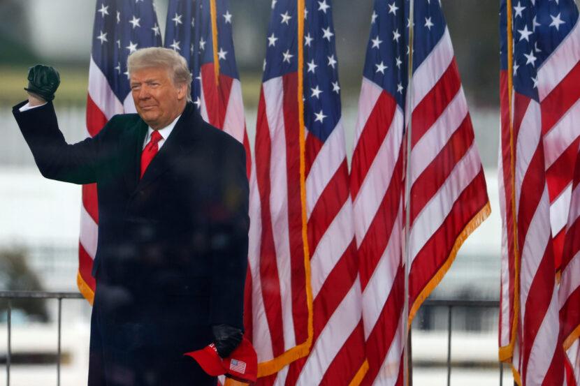 El presidente Trump lanza un nuevo video, centrado en la 'unidad nacional'