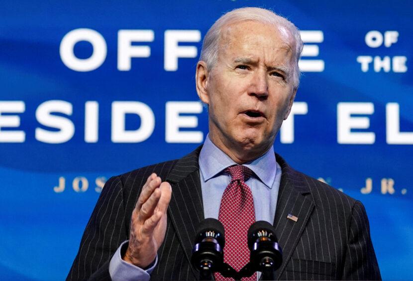 El presidente electo Biden presenta un plan de 1,9 billones de dólares para detener el virus y la economía estable; incluye $ 1,400 cheques de estímulo