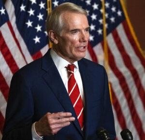 El senador Rob Portman dice que no buscará la reelección en 2022