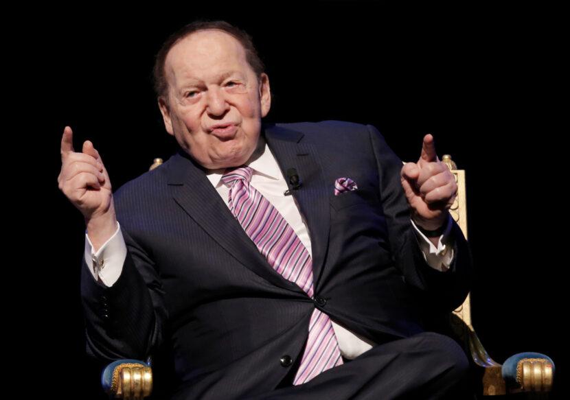 Fallece Sheldon Adelson, magnate de los casinos y corredor de poder del Partido Republicano