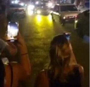 Fanáticos de las Águilas salen a celebrar rompiendo con el toque de queda