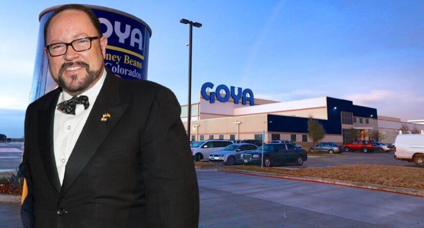 Goya Foods aplica mordaza a su presidente por defender a Trump y
