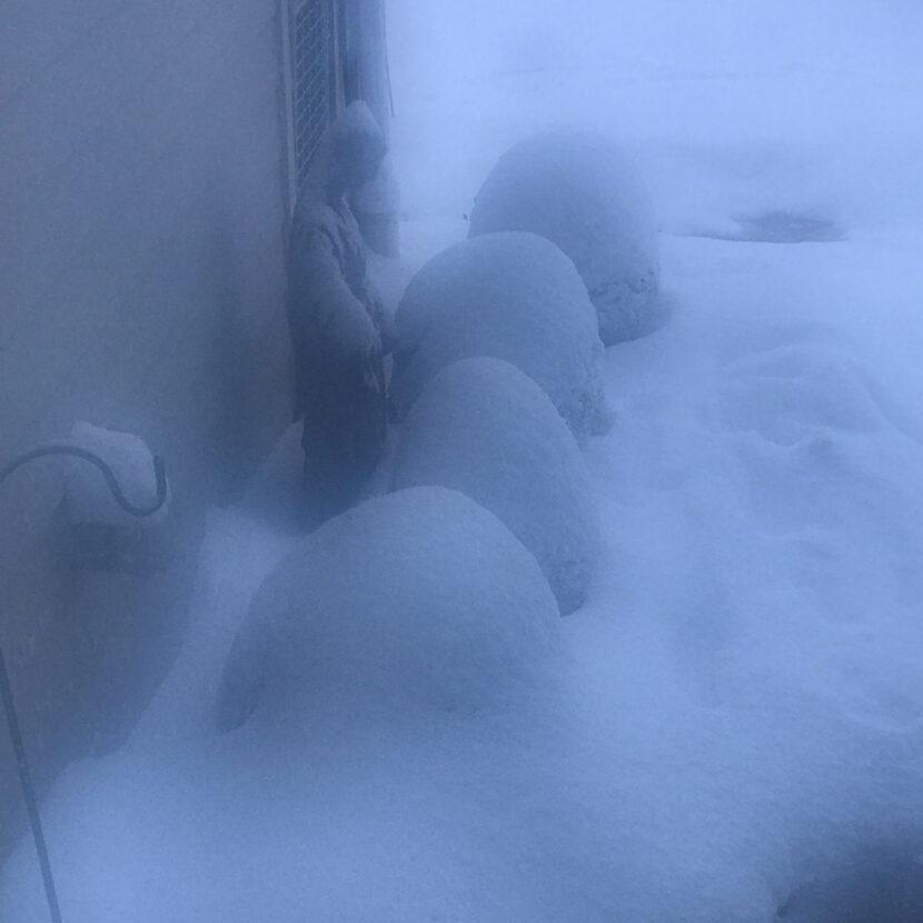 Hace 27 años marcó el día más frío en la historia del noreste de Ohio