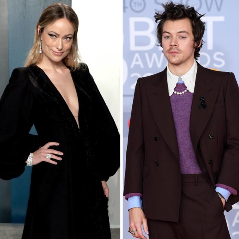 Harry Styles y Olivia Wilde aparecen de la mano; ya no hay dudas de su romance