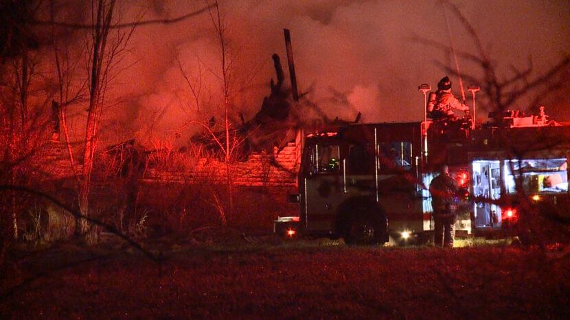 Incendio en una casa del municipio de Northfield Center bajo investigación