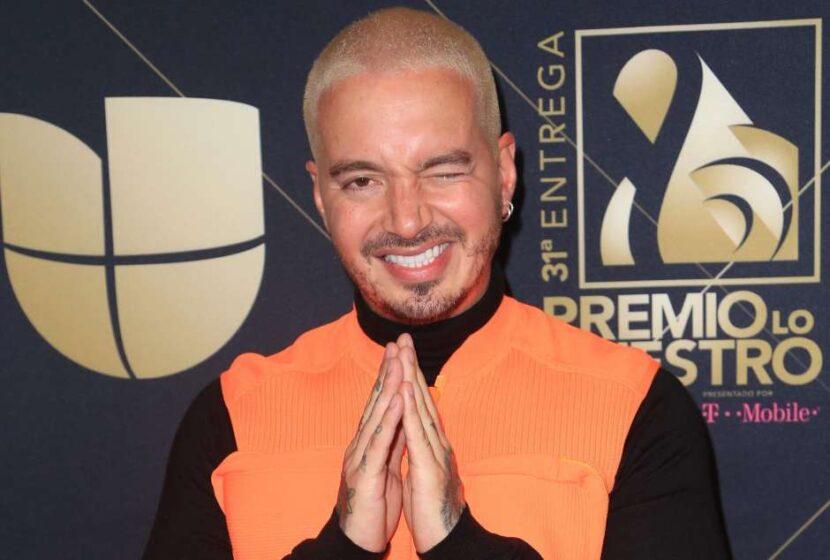 J Balvin el artista latino más escuchado en Spotify en 2020