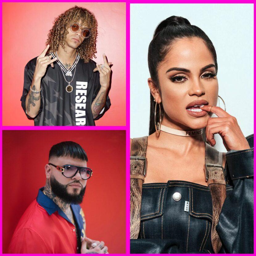 """Jon Z estrena hoy el remix de """"NKB"""" con Farruko y Natti Natasha"""