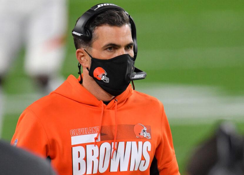 Kevin Stefanski de los Cleveland Browns nombrado Entrenador del Año de la NFL por Sporting News y PFWA