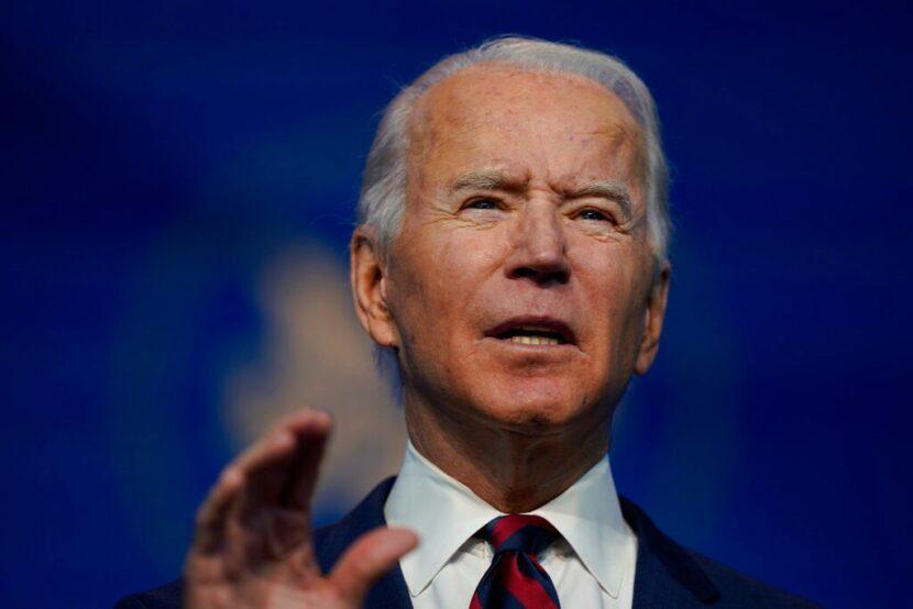 La inauguración de Biden contará con un desfile virtual a nivel nacional