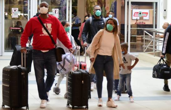 La pandemia hundió la llegada de turistas al país a niveles de 1998