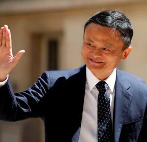 Las acciones de Alibaba se dispararon tras la reaparición de Jack Ma