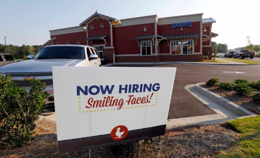 Las solicitudes de desempleo en Ohio y EE. UU. Siguen siendo altas, mejoran ligeramente