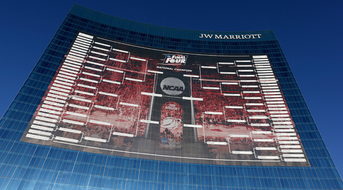 Los 67 partidos de March Madness se jugarán en Indiana, confirma la NCAA