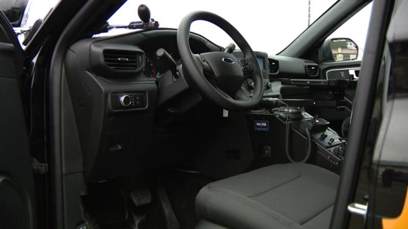 Los nuevos vehículos policiales del condado de Ashland son otra herramienta contra el COVID-19