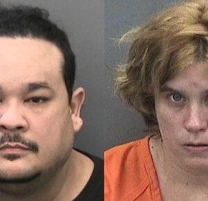 Los padres han estado esposando al niño en el armario durante 16 horas al día desde Navidad, dicen los oficiales